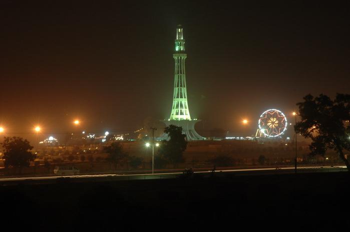 Мечеть Бадшахи (Badshahi Mosque) Лахор, Пакистан 28726