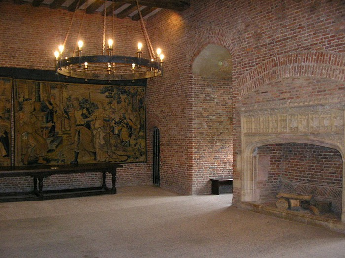 Замок Таттершел 13060