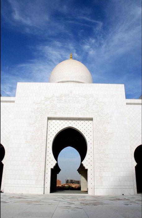 Мечеть Шейха Заида Бин Султана Аль Нахьяна - Sheikh Zayed bin Sultan Al Nahyan Mosque 55613