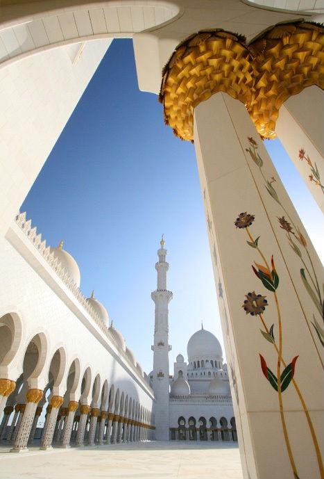 Мечеть Шейха Заида Бин Султана Аль Нахьяна - Sheikh Zayed bin Sultan Al Nahyan Mosque 44819