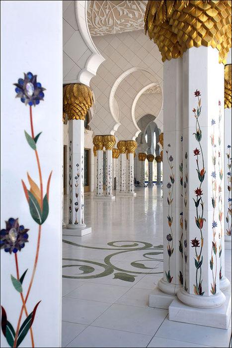 Мечеть Шейха Заида Бин Султана Аль Нахьяна - Sheikh Zayed bin Sultan Al Nahyan Mosque 55052