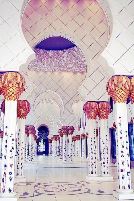 Мечеть Шейха Заида Бин Султана Аль Нахьяна - Sheikh Zayed bin Sultan Al Nahyan Mosque 49163
