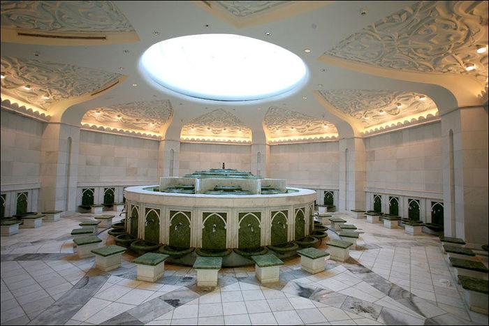 Мечеть Шейха Заида Бин Султана Аль Нахьяна - Sheikh Zayed bin Sultan Al Nahyan Mosque 10969