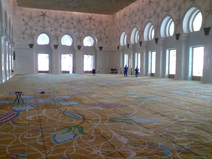 Мечеть Шейха Заида Бин Султана Аль Нахьяна - Sheikh Zayed bin Sultan Al Nahyan Mosque 61258