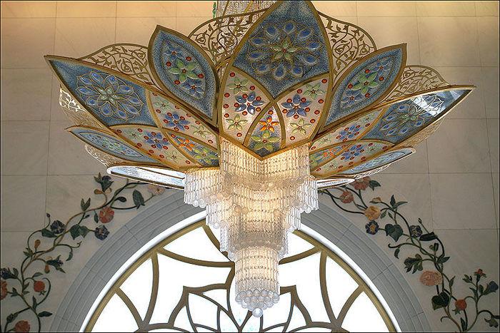 Мечеть Шейха Заида Бин Султана Аль Нахьяна - Sheikh Zayed bin Sultan Al Nahyan Mosque 35286