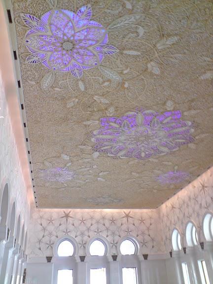 Мечеть Шейха Заида Бин Султана Аль Нахьяна - Sheikh Zayed bin Sultan Al Nahyan Mosque 71100
