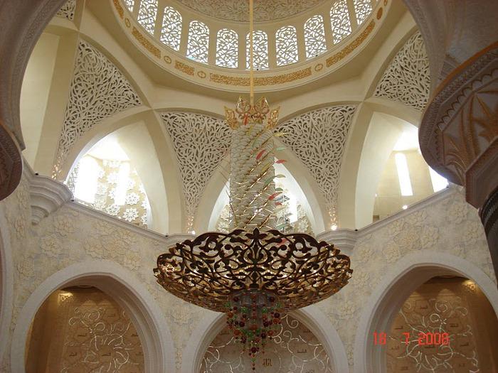 Мечеть Шейха Заида Бин Султана Аль Нахьяна - Sheikh Zayed bin Sultan Al Nahyan Mosque 11311