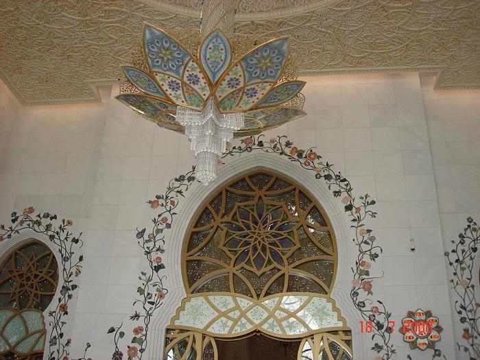 Мечеть Шейха Заида Бин Султана Аль Нахьяна - Sheikh Zayed bin Sultan Al Nahyan Mosque 96376