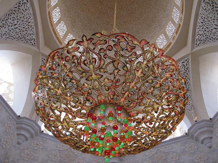 Мечеть Шейха Заида Бин Султана Аль Нахьяна - Sheikh Zayed bin Sultan Al Nahyan Mosque 61700