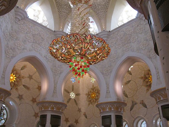 Мечеть Шейха Заида Бин Султана Аль Нахьяна - Sheikh Zayed bin Sultan Al Nahyan Mosque 40850