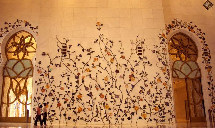 Мечеть Шейха Заида Бин Султана Аль Нахьяна - Sheikh Zayed bin Sultan Al Nahyan Mosque 44616