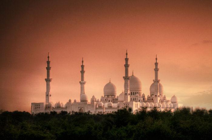 Мечеть Шейха Заида Бин Султана Аль Нахьяна - Sheikh Zayed bin Sultan Al Nahyan Mosque 41298