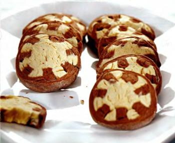 Рецепт печенья - Солнышко