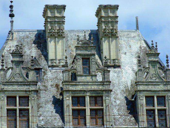 ЗАМОК ШЕНОНСО (Chateau de Chenonceau) 90987