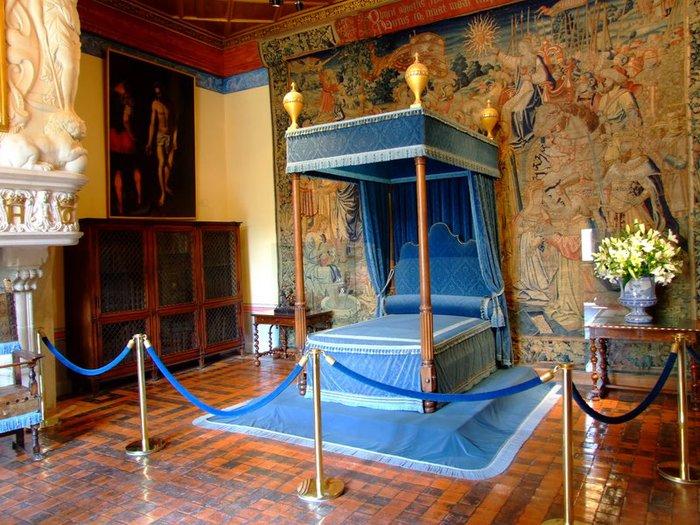ЗАМОК ШЕНОНСО (Chateau de Chenonceau) 60159