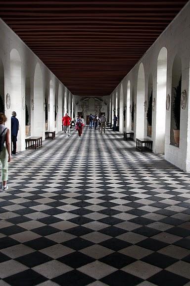 ЗАМОК ШЕНОНСО (Chateau de Chenonceau) 57502