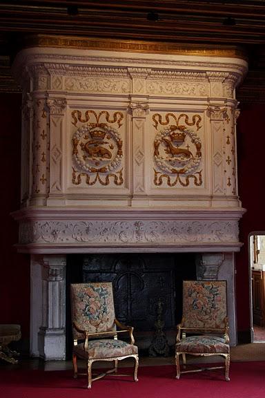ЗАМОК ШЕНОНСО (Chateau de Chenonceau) 25296