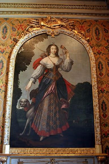 ЗАМОК ШЕНОНСО (Chateau de Chenonceau) 16578
