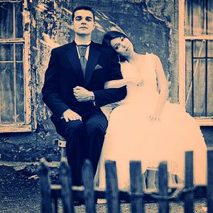 Свадьба на завалинке
