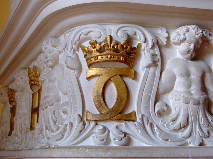 ЗАМОК ШЕНОНСО (Chateau de Chenonceau) 73311