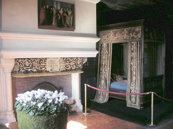 ЗАМОК ШЕНОНСО (Chateau de Chenonceau) 62182