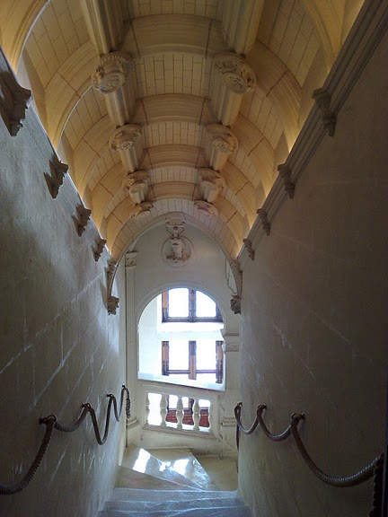 ЗАМОК ШЕНОНСО (Chateau de Chenonceau) 70427