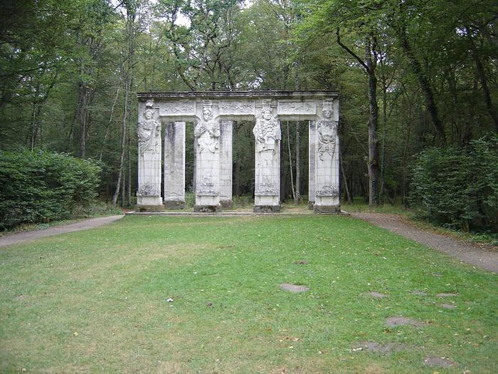 ЗАМОК ШЕНОНСО (Chateau de Chenonceau) 83354