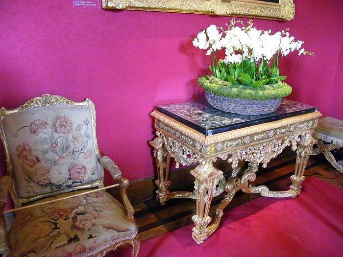 ЗАМОК ШЕНОНСО (Chateau de Chenonceau) 65452