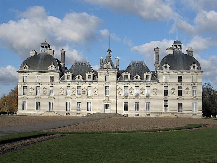 Замок Шеверни -Chateau Cheverny 57546