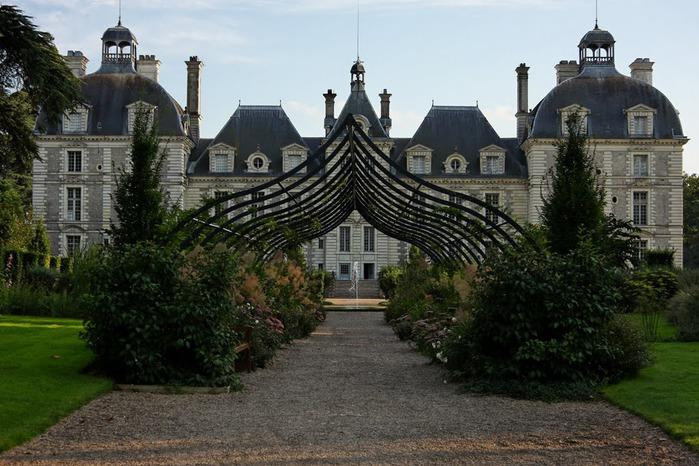 Замок Шеверни -Chateau Cheverny 27921