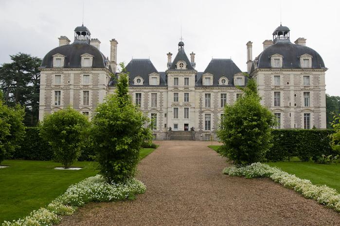 Замок Шеверни -Chateau Cheverny 53518