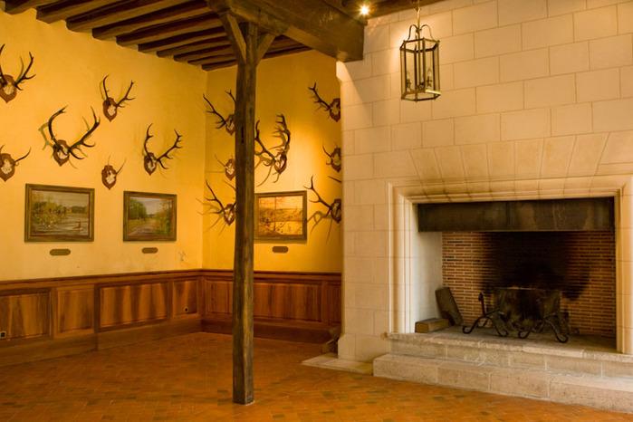 Замок Шеверни -Chateau Cheverny 33999