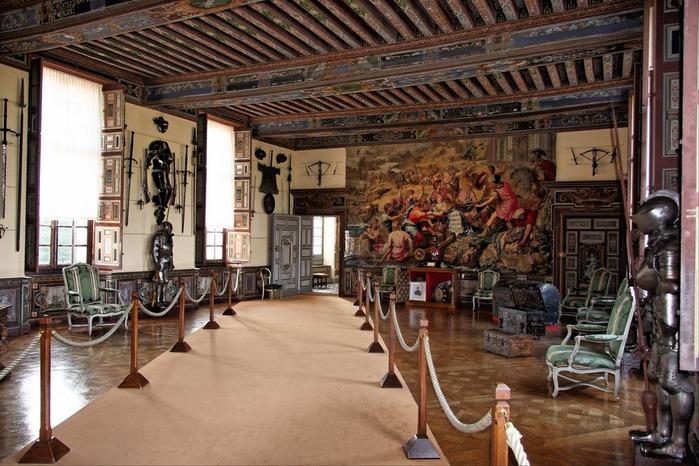 Замок Шеверни -Chateau Cheverny 92708