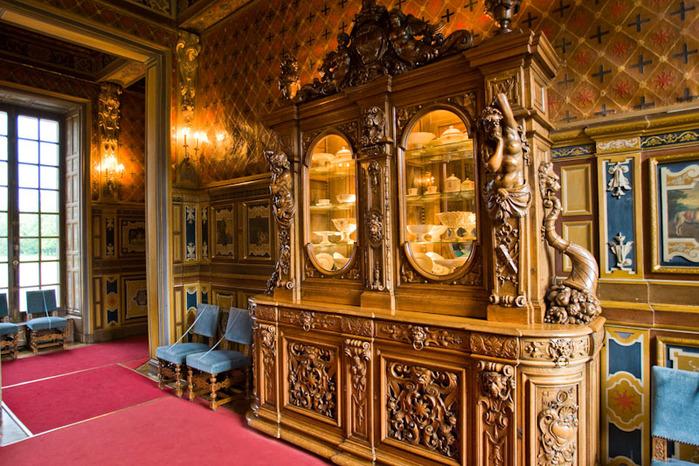 Замок Шеверни -Chateau Cheverny 53221