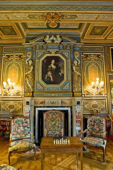 Замок Шеверни -Chateau Cheverny 93811