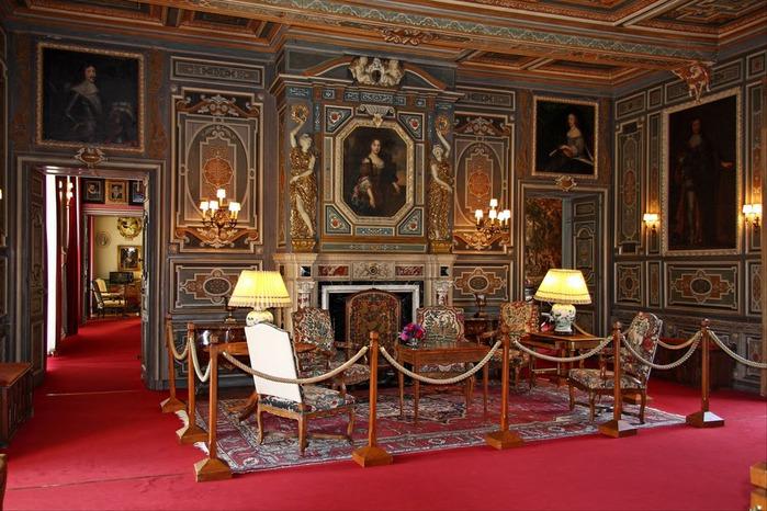 Замок Шеверни -Chateau Cheverny 52968