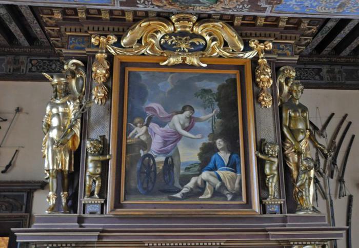 Замок Шеверни -Chateau Cheverny 15748