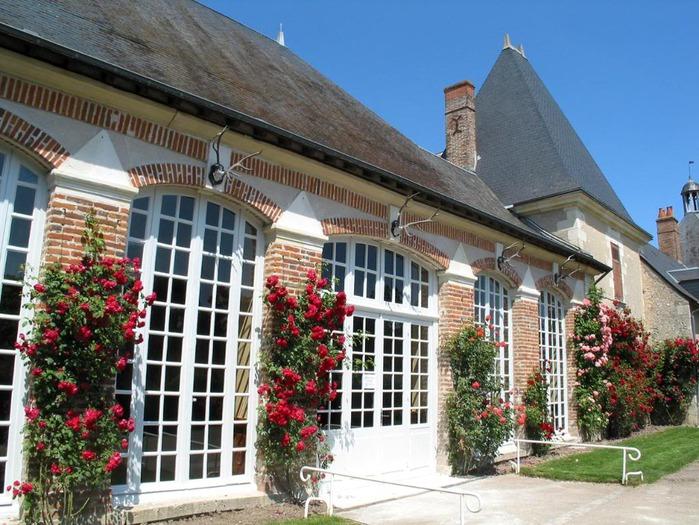 Замок Шеверни -Chateau Cheverny 34485