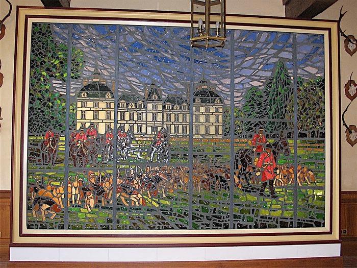 Замок Шеверни -Chateau Cheverny 34824