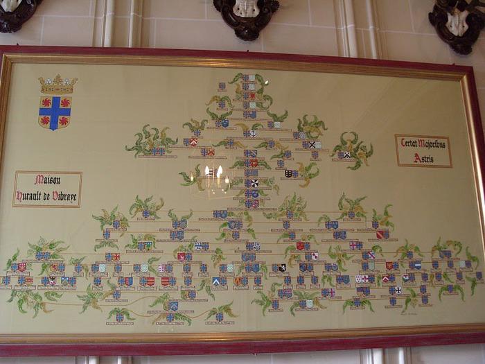 Замок Шеверни -Chateau Cheverny 43537