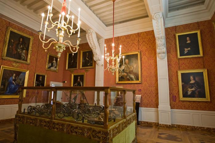 Замок Шамбор – королевский каприз 56642