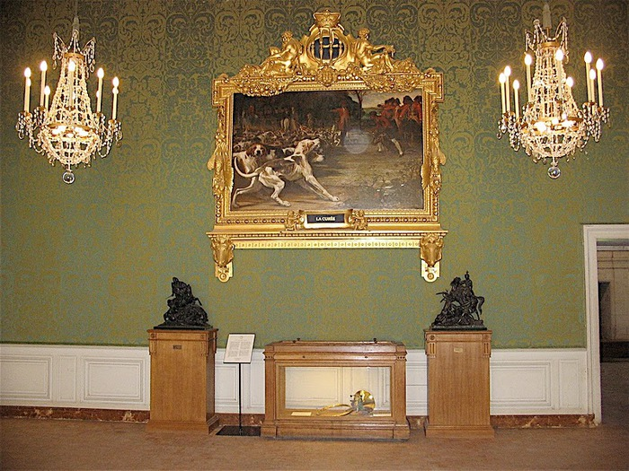Замок Шамбор – королевский каприз 61792
