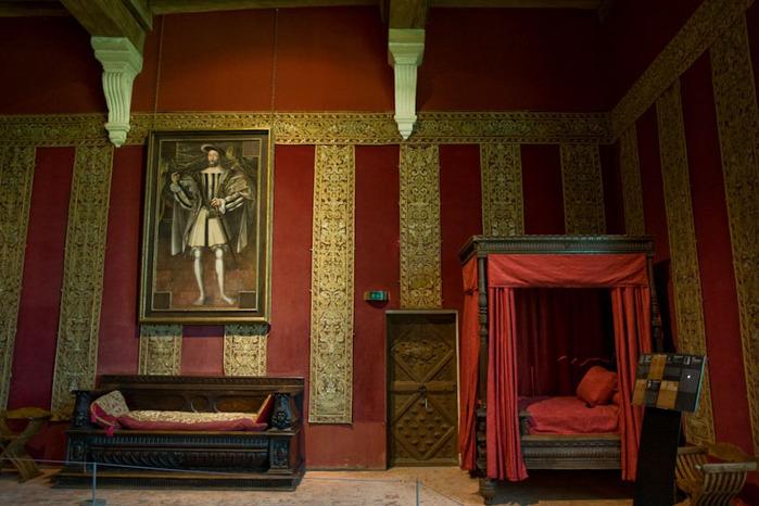 Замок Шамбор – королевский каприз 36734