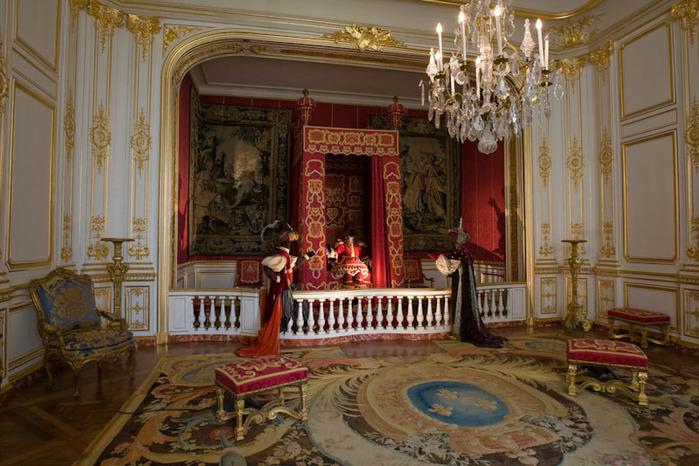 Замок Шамбор – королевский каприз 14279