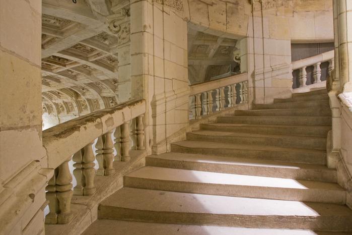 Замок Шамбор – королевский каприз 82626