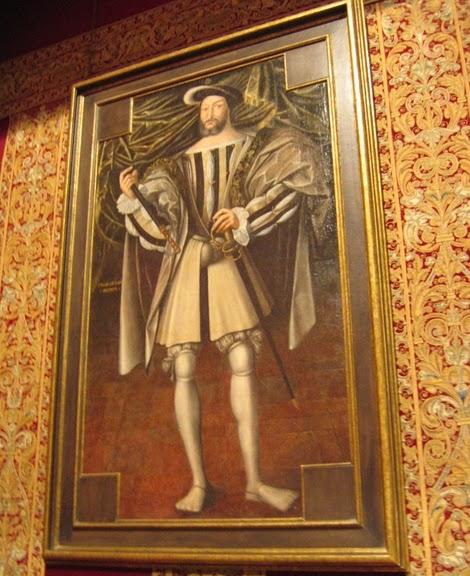 Замок Шамбор – королевский каприз 82803