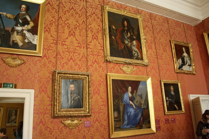 Замок Шамбор – королевский каприз 26263