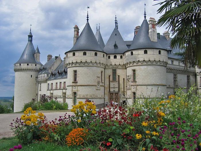 Замок Шомон 75584