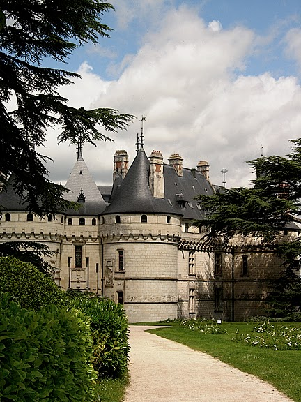 Замок Шомон 94657