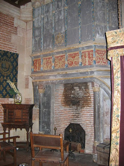 Замок Шомон 11035